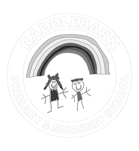 Raddlebarn Primary & Nursery School Logo