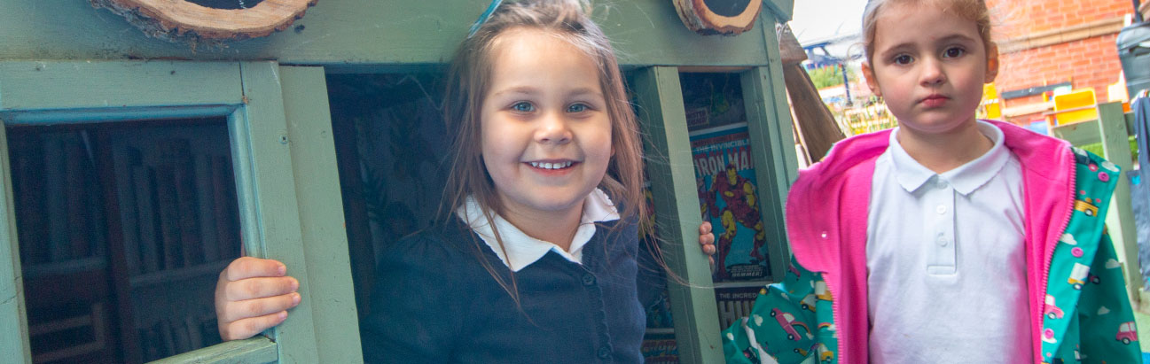 Raddlebarn Primary & Nursery School
